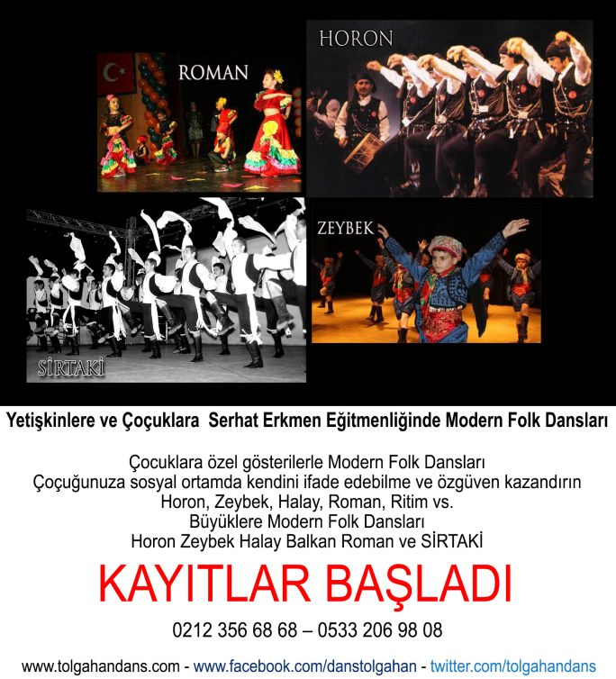Modern Folk Dansları